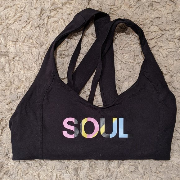 lululemon athletica Other - Soulcycle x Lululemon bra